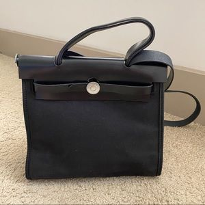 Hermès Herbag Style Shoulder Bag